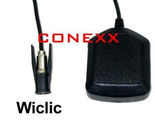 GPS Antenne Wiclic JVC, Becker Traffic Pro APS30 Sony