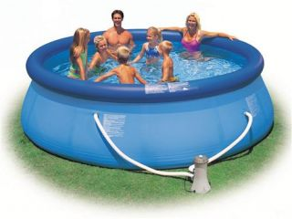 INTEX 366 SWIMMINGPOOL QUICK UP  POOL SCHWIMMBECKEN