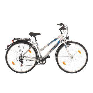 Texo Damen Trekking Fahrrad, 21 Gang, Shimano Kettenschaltung
