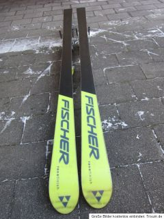 Rennski Carver Ski Fischer Worldcup Giant Slalom 190cm+ Fischer FR17