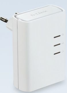 Link DHP 309AV/E Mini Powerline AV Adapter Kit Computer