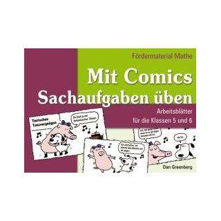 Fördermaterial Mathe Mit Comics Sachaufgaben üben Arbeitsblätter