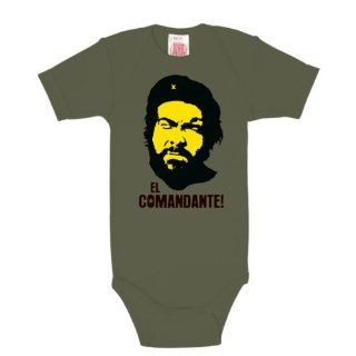 Bud Spencer   El Comandante Logoshirt Baby Body T Shirt