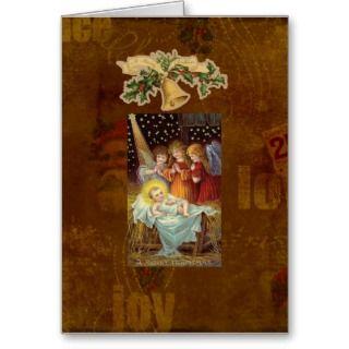 Holy Season Christmas card