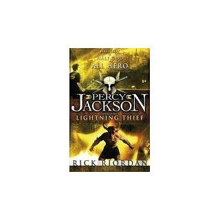 Percy Jackson and the Lightning Thief: Rick Riordan