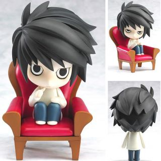 Neu Death Note MIni Figur 1 Set ca,11 cm PVC Cool 001
