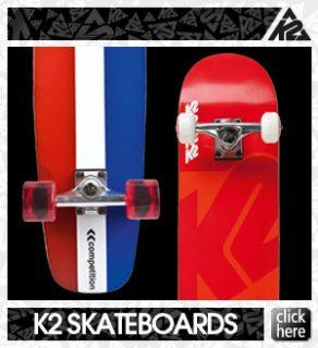 K2 Online Shop für Inline Skates, Ice Skates und Zubehör