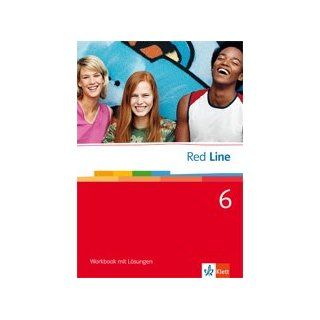 Learning English   Red Line Band 6. Workbook mit Lösungen