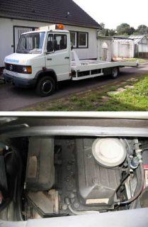 Mercedes Benz 611 Diesel Motor LKW 711 811 Dieselmotor DB MB TOP