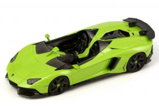 43 Lamborghini Aventador J verde ithaca green grün   Looksmart