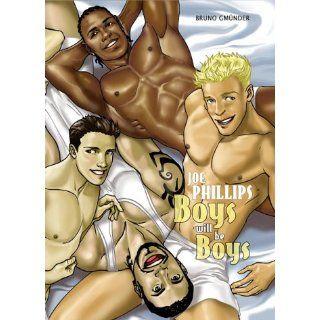 Boys will be boys. Bildband. Joe Phillips Bücher