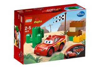 LEGO DUPLO 5813 CARS Lightning McQueen