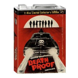 Death Proof   Todsicher Collectors Edition Limited Edition 2 DVDs