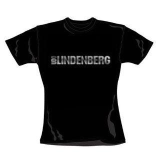 Udo Lindenberg   Girl Shirt Logo (in L) Sport & Freizeit