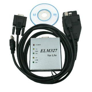 ELM327 USB OBD Diagnose Interface CAN VAG BMW Audi VW Mercedes uvm