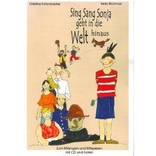 sing sang sonja geht in die welt hinaus. lehrer lehrmaterial