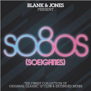 Blank & Jones present So80s (So Eighties) (Deluxe Box)