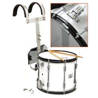 Marching Snare Drum Marschtrommel Fan Trommel mit gepolstertem