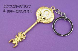 088 Fairy Tail Lucy Key Löwe Leo Schlüsselanhänger Keychain manga