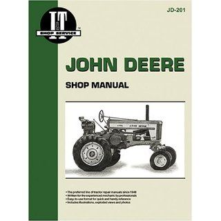 Deere Shop Manual Models 720 Diesel, 730 Diesel/Series 40, 320, 330