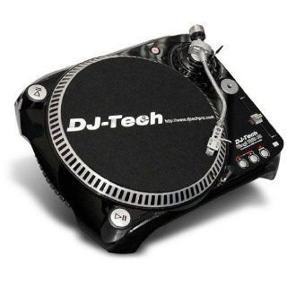 DJ Tech USB 10 Plattenspieler Turntable USB MP3 Plug