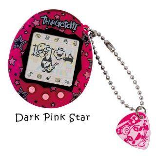 Bandai Tamagotchi Music Star Neuheit 2010 Dark Pink Star