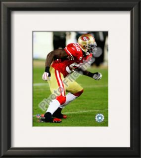 Patrick Willis 2010 Action Framed Photographic Print