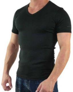 Star Raw Herren Basic V Neck Slim Fit T Shirt 8275 Größe S   XXL