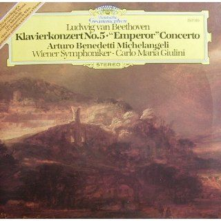 Beethoven Klavierkonzert Nr. 5 Emperor (Live Mitschnitt) [Vinyl LP