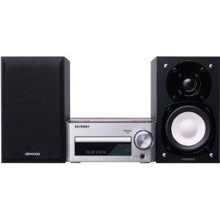 Kenwood K 531 SB Kompaktes HiFi Stereo System mit Bluetooth Audio