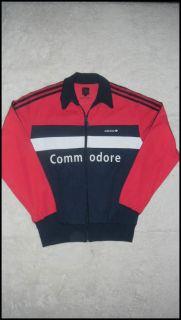 Vintage Adidas Bayern München Commodore Retro Jacke 1984 1986