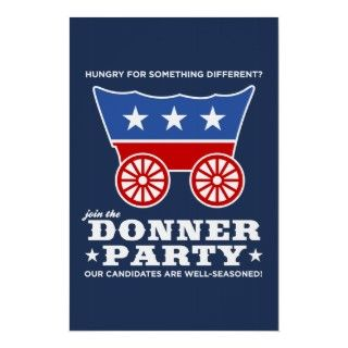 The Donner Party   hungry for something different? Poster