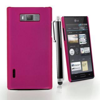 London Magic Store   Hybrid Hard Case Cover For LG P700 LG OPTIMUS L7