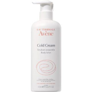 Avene Cold Cream Body Lotion 400ml Parfümerie & Kosmetik