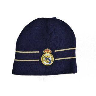 CF Real Madrid Wintermütze Mütze dunkel blau Cuff Knitted Hat