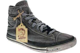 Diesel Magnete Exposure I Men   Schuhe Sneaker   Gunmetal Y00023PS416