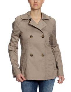 VERO MODA Damen Trench Coat, 10075243 Sella Short Jacket