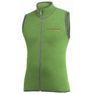 Woolpower   Vest 400 (Unisex)   Wollweste   light green / grey (Unisex
