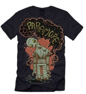 Warner Music Shirts Paramore SAD ROBOT Herren Shirts/ T Shirts
