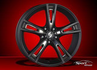 20 Alufelgen Opel Antara L A Etabeta Rochel X Black