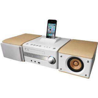 JVC EX S1ME CD System mit Dock für Apple iPhone/iPod (FM/AM Tuner