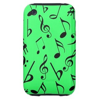 Party Music Tough iPhone 3G / 3GS Case iPhone 3 Tough Cases