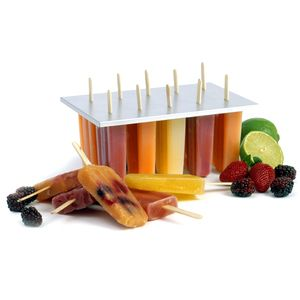 Norpro Plastic Ice Pop Maker NEW