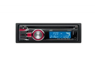 JVC KD R423E MP3 CD TUNER DUAL AUX USB