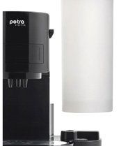 petra electric KM 35.07 Kaffeepadautomat schwarz Küche