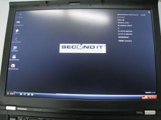 Lenovo ThinkPad T410s *Intel Core i5 520M 2x 2,4 GHz *3 GB RAM *160 GB