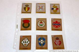 WC MEXICO 86 1986 – KOMPLETTSATZ COMPLETE SET COMPLETO MINT 1 427
