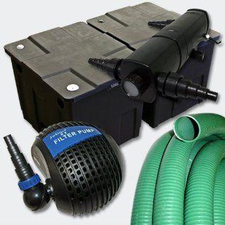 Filter Set Bio Teichfilter 60000l+36W UVC Wasserklärer+Teichpumpe