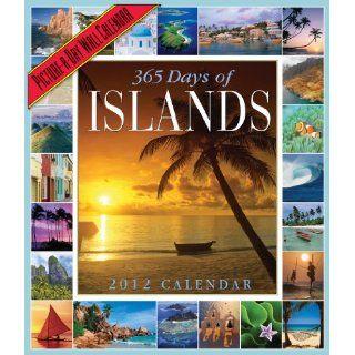 365 Days of Islands Calendar (Wall Calendar) Workman