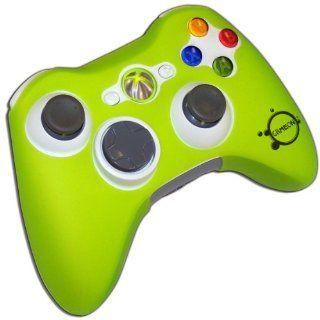 Xbox 360   Skin,Schutzhülle für Xbox Controller in grün